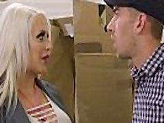 Brazzers - Brazzers Exxtra - Life Assistant Doll scene starring Alicia Amira and Danny D