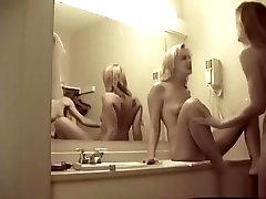 Best pornstar in horny amateur, lesbian sex video