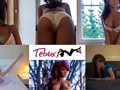 Hot teen lifesize sex doll, anal creampie blowjob fantasies