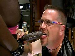 BIG BLACK COCK SLAVE