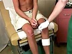 Boy medical fetish movie gay Eli was a freshman with a gam injury. He