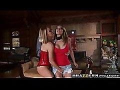 Brazzers - Pornstars Like it Big - The Pornstars Under the Stairs scene starring Krissy Lynn Monique