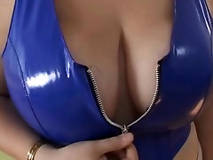 Hottest homemade Big Natural Tits, BBW sex scene