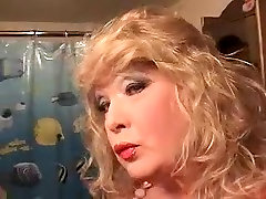 Amazing homemade shemale clip with Mature, Blowjob scenes