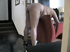 Crazy homemade Fetish, BBW porn movie