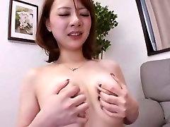 Fabulous Japanese chick Misaki Tsukishima in Best JAV movie