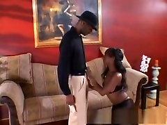 Horny pornstar Sydnee Capri in hottest anal, black and ebony sex movie