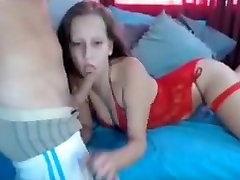 Girl in Stocking Blowjob Girl in Panty Cameltoe Blowjob Sexy