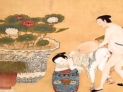 erotic poems with japanese paintings