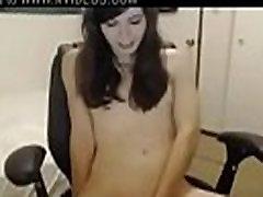 Young Tranny Jerk Cock on BasedCams.com