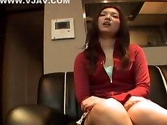Crazy Japanese chick Karina Sasaki in Horny MasturbationOnanii, StockingsPansuto JAV clip