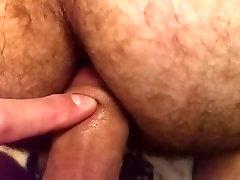Bare fuck n cum my bear