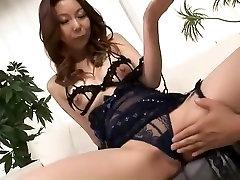 Best Japanese slut in Fabulous Lingerie, Big Tits JAV clip