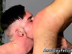 Gay twink cock bondage movie Adam Watson likes nothing