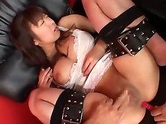 Fabulous Japanese girl An Minnano in Amazing BDSM, Masturbation JAV clip