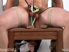 Crazy male in hottest bdsm gay porn scene