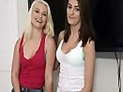 Hot Sexy College Girls aubrey &amp debbie In Group Hardcore Sex mov-11