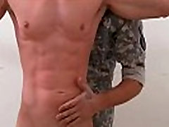 Cum spurting military men gay Extra Training for the Newbies