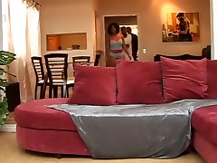 Fabulous pornstar Pussy Kat in best big dick, black and ebony adult movie
