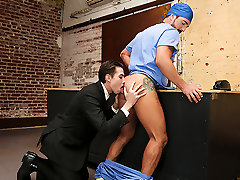 Jack Hunter & Jimmy Durano in Dangerous Days Part 2 - DrillMyHole