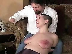 Amazing amateur MILFs, BDSM porn clip