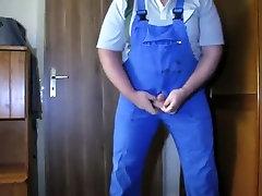 Amazing homemade gay clip with Masturbate, Solo Male scenes