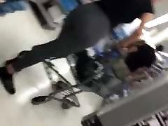 Latina Teen , See Through Leggings