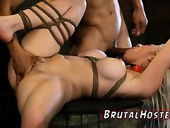 Big natural tits rough and gets punished first time Big-brea