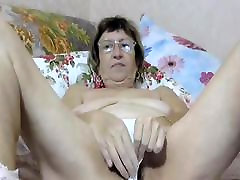 granny steph flashing panties cam