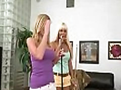 Mature Lesbians Brianna Ray &amp Kasey Storm Play In Front Of Camera vid-11
