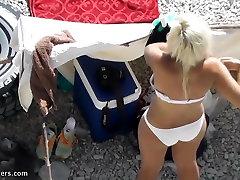 Crazy Amateur clip with Nudism, Voyeur scenes