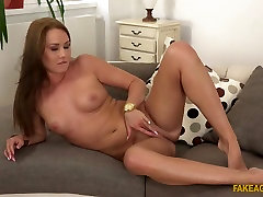 Best pornstar in Incredible Small Tits, Redhead sex clip