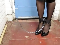 Crazy homemade shemale video with BDSM, Fetish scenes