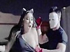 halloween sânii și tratează cu karlee grey - naughty america