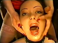 Amazing homemade Blowjob, BDSM sex video