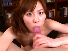Horny Japanese slut Rin Sakuragi in Best POV, Small Tits JAV movie