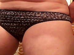 hairy milf pussy wipes and panties