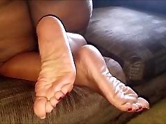 Jessi&039;s BBW Ass And Meaty Feet