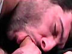 Beefy anal homosexual porn show