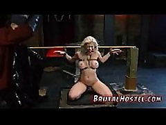 Sexy domination Big-breasted light-haired bombshell Cristi Ann is on