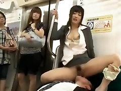 Incredible amateur Bus, Public xxx movie