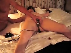 Crazy amateur Brunette, BBW porn movie