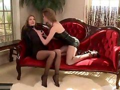 Girl transformed into a pony slave by lesbian mistress