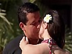 Weird swinger couple enjoys sex with other couples