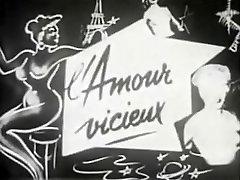 Incredible Amateur movie with Hairy, Vintage scenes