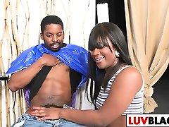Fucking Sexy Ebony Kaci Stacks