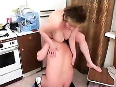 Mature bbw with big boobs