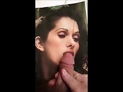 Centerfold Christina Marie Leardini Gets My Cum In Her Mouth