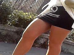 long pantyhose legs for christmas