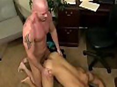 Gay sexy twinks getting wet dick first time After face boinking and